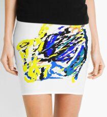 Jazz Saxophonist Mini Skirt