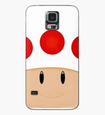 Toad Face Case/Skin for Samsung Galaxy