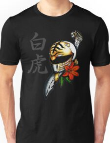 Neo-Traditional White Ranger Unisex T-Shirt
