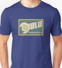 TF2 Blu Retro Unisex T-Shirt