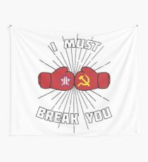 Rocky IV Wall Tapestry