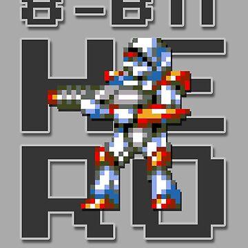Turrican - 8-Bit Hero by CheatCode