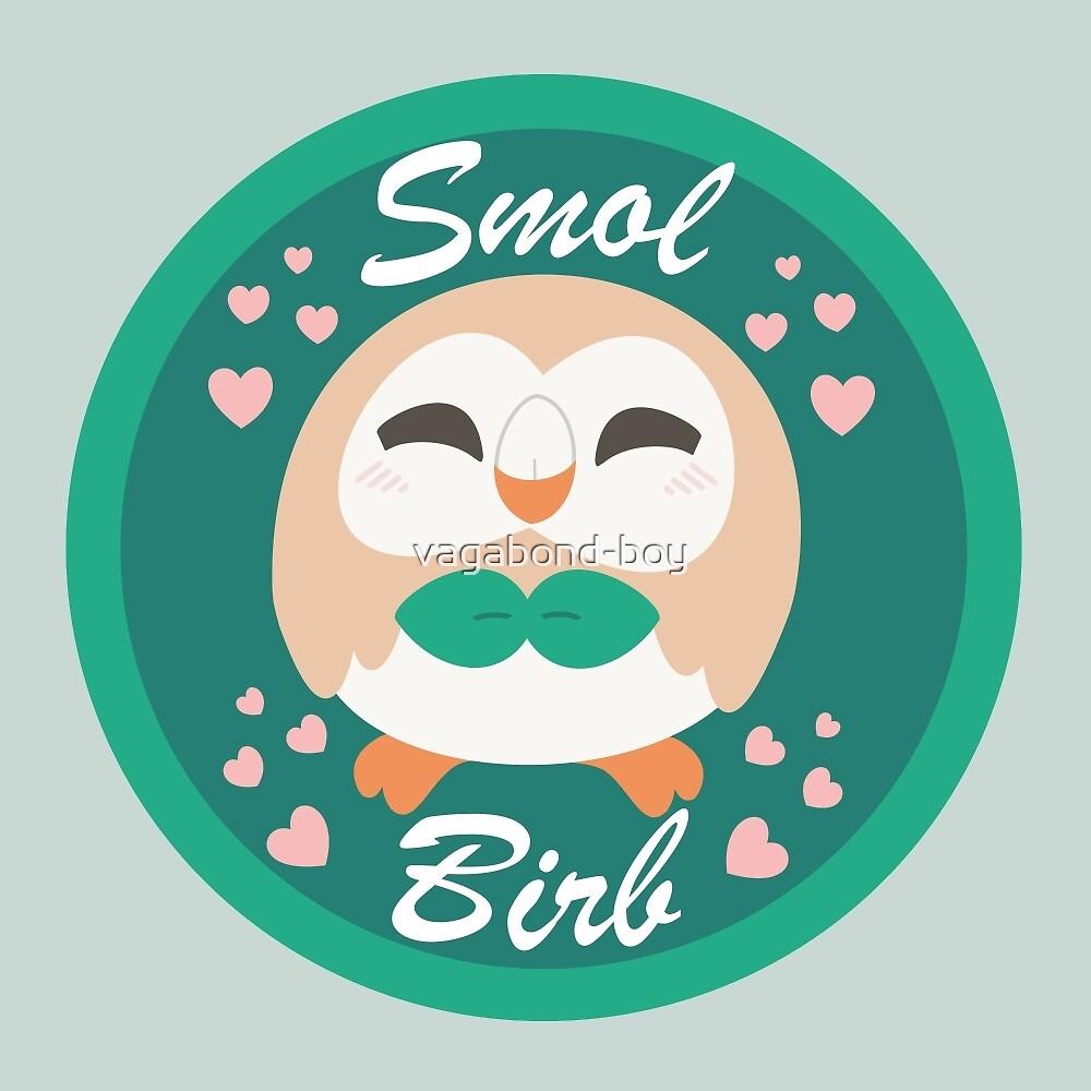 Smol Birb by vagabond-boy