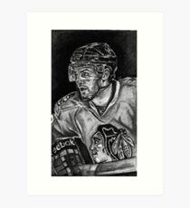 Brandon Saad Art Print