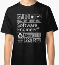 Software Engineer Classic T-Shirt