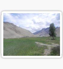 Spiti Valley Sticker