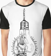 you are the light - Bastille Graphic T-Shirt