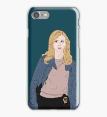 Frankie Pulaski iPhone Case/Skin