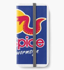 Red Spice iPhone Wallet/Case/Skin