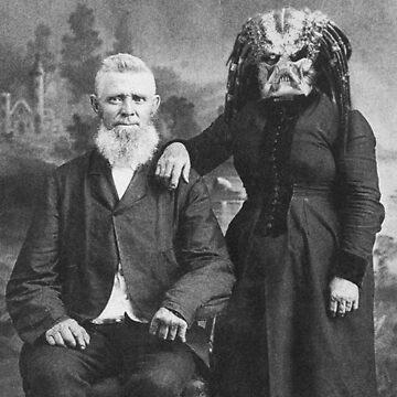 Predator wife by polyart