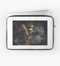 Still life with coffee Laptop Sleeve