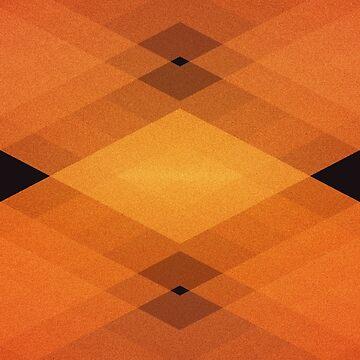 Orange Symmetry by colinbrunt
