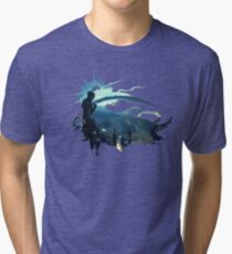 FFXV  Tri-blend T-Shirt