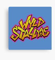Wyld Stallyns Canvas Print