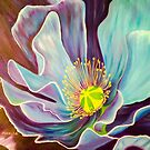 Blue Poppy No.1 by Colette Hope Marks