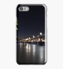 Queen Walk London SE1 iPhone Case/Skin