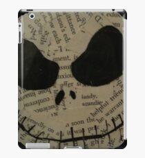 Jack on Paper iPad Case/Skin