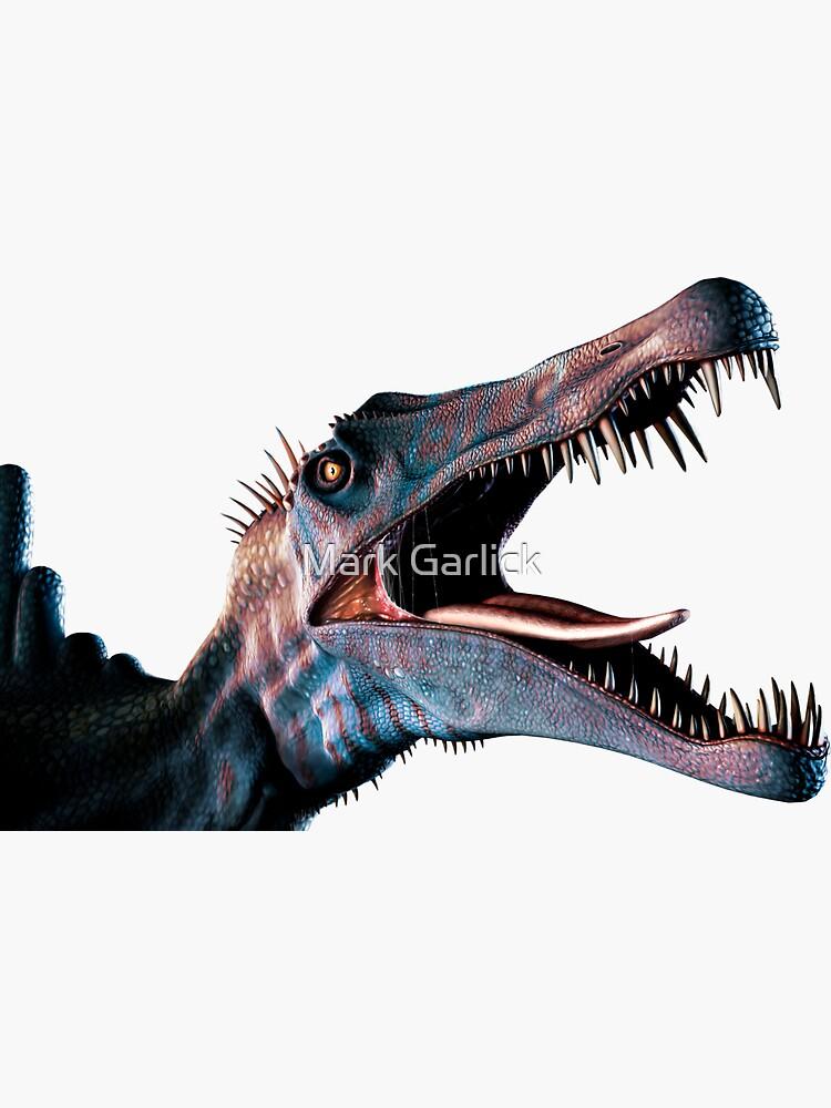 Spinosaurus Head Study by magarlick