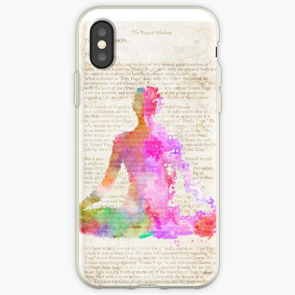 Yoga Book, COLORS version iPhone Case & Cover