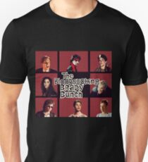Bloodsucking Brady Bunch Unisex T-Shirt