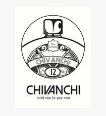 chivas Art Print