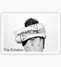 Jared Leto 30STM - Echelon Sticker