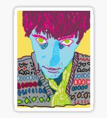 Graham Coxon design Sticker