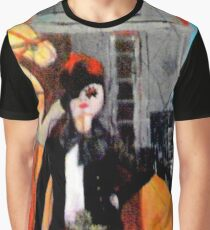Carousel Graphic T-Shirt