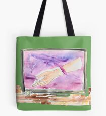 digital touch Tote Bag