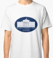 THE WHITE SUPREMACIST HOUSE Classic T-Shirt