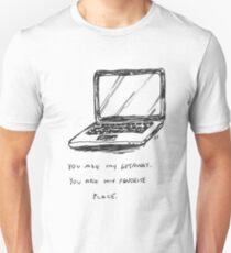 5 Seconds Of Summer Disconnected lyrics T-Shirt