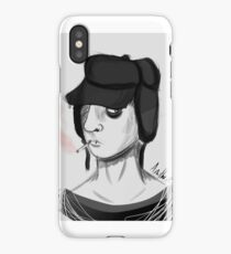 Holden Caulfield - The Catcher in the Rye iPhone Case/Skin