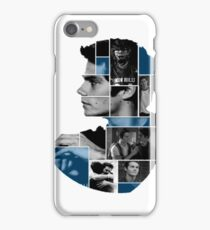 Dylan O'Brien Squares iPhone Case/Skin