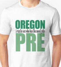 Steve Prefontaine Legende Unisex T-Shirt