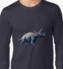 Triceratops Herd Long Sleeve T-Shirt