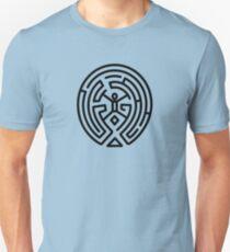 Westworld Black Maze Original Unisex T-Shirt