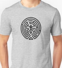 Westworld Black Maze Original T-Shirt