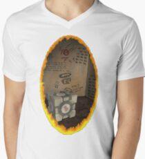 Orange Portal Unwalled T-Shirt