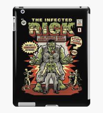 The Infected Rick iPad Case/Skin