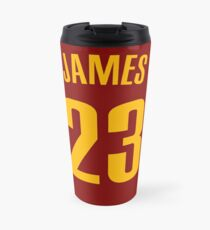 Lebron James  Travel Mug