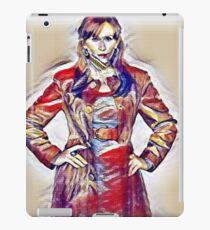 Donna so Noble iPad Case/Skin