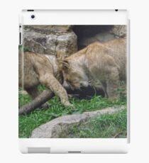Lion Cubs iPad Case/Skin