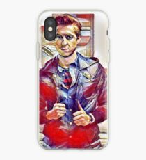 The Man Who Waited iPhone Case