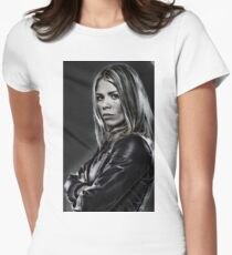 Rose I... Women's Fitted T-Shirt