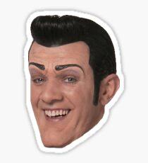 Robbie Rotten Sticker Sticker