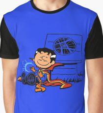 Charlie Strange Graphic T-Shirt