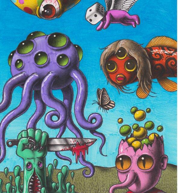 Trippy  by Jimmy  Alonzo