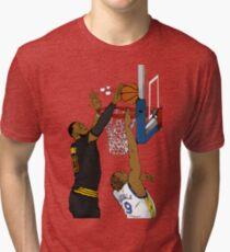 The block Tri-blend T-Shirt