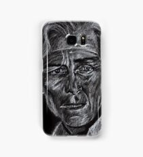 Peter Cushing - Horror Star Samsung Galaxy Case/Skin