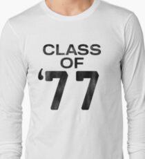 Class of 77 Long Sleeve T-Shirt